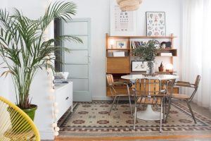 Declutter your home in January