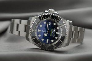 Rolex watch which has undergone Rolex watch repair